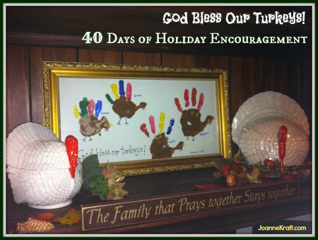 40 days God bless our turkeys resize