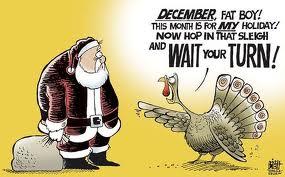 Wait Your Turn Santa – 40 Days of Holiday Encouragement