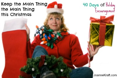 mom juggling xmas - edit 40 days
