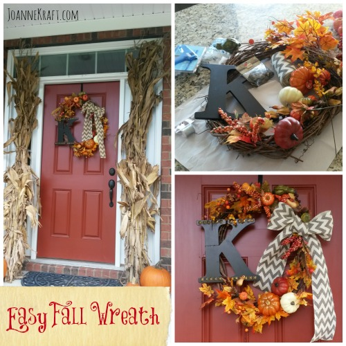 fall wreath 2014 blog life in the south