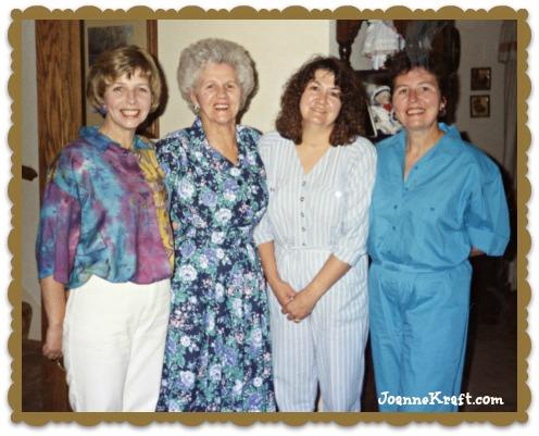 family mom grandma blog