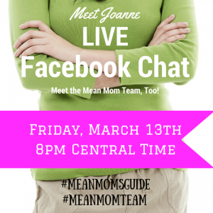 LIVE Facebook CHAT!