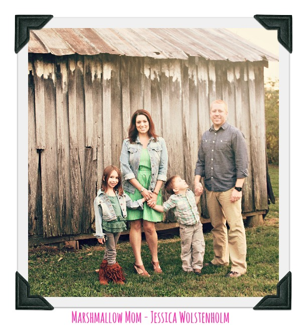 MMG - Spotlight on a Mean Mom - Jessica Wolstenholm