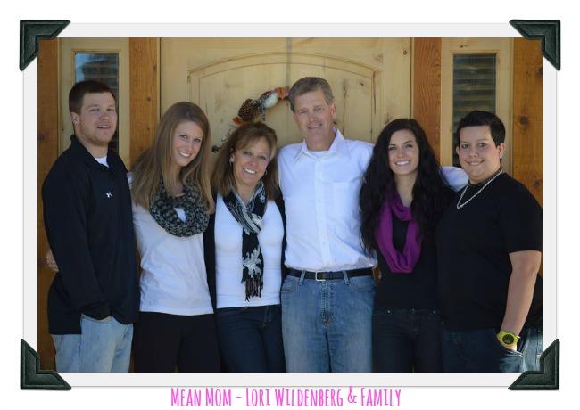 MMG - Spotlight on a MM - Lori Wildenberg family photo