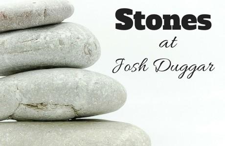 Casting Stones at Josh Duggar - JoanneKraft.com