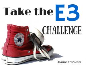 Take the E3 Challenge — FREE APP