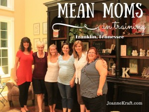 The Mean Mom Hall of Fame – What God is Up To