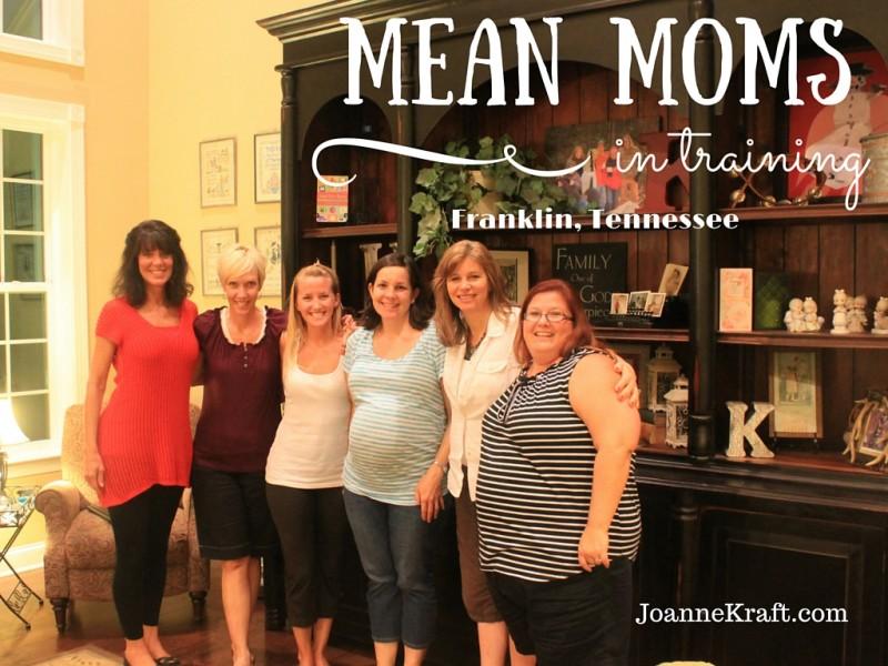 The Mean Mom Hall of Fame -- JoanneKraft.com