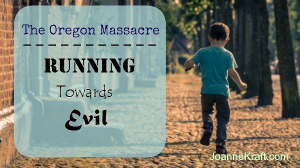 Running Towards EVil