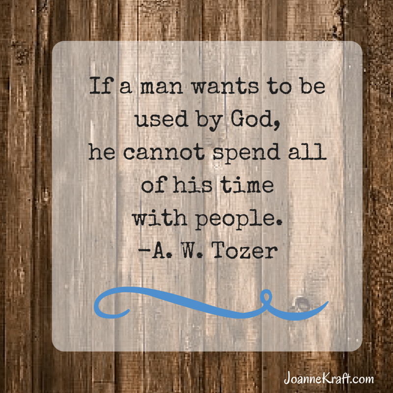 tozer time with God