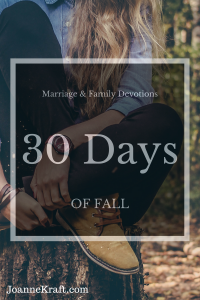 The Blessing of Obedience — 30 Days of Fall Devotions