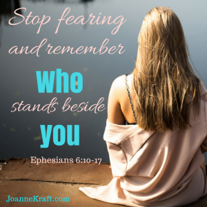 Stop Fearing and Step Out – 30 Days of Fall Devotions