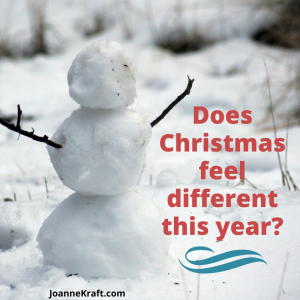 Does Christmas Feel Different?