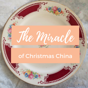 The Miracle of Christmas China