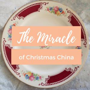 The Miracle of Christmas China